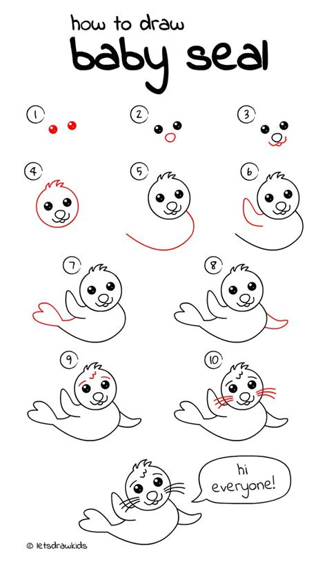 easy drawings  kids ideas  pinterest