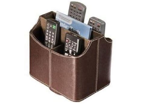 New Tv Remote Control Holder/caddy Bedside/arm Chair Holds