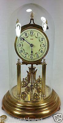 vintage west german elgin sloan anniversary clock
