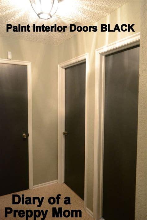 upgrade cheap hollow core doors  painting interior doors