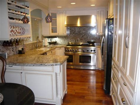 small kitchen remodels options