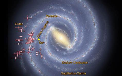 Space Images | Tracing the Arms of our Milky Way Galaxy