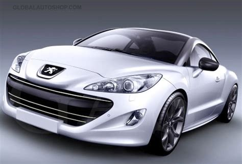 Peugeot Rcz Price Usa by Peugeot Rcz Chrome Grill Custom Grille Grill Inserts