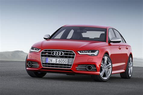 Audi Reveals 2018 A6 Facelift With New Engines Gearbox