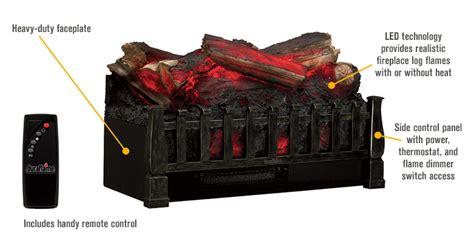 duraflame electric fireplace logs duraflame electric log set insert 4600 btu 1350 watts
