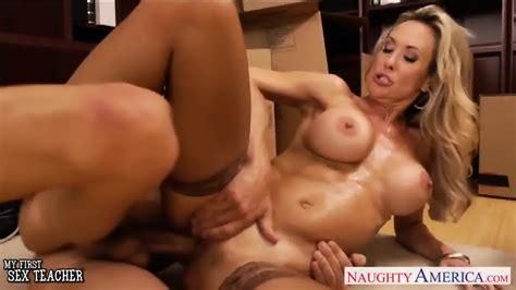milf sex teacher brandi love fucking a large dick eporner