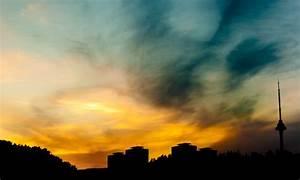 Evening City Sky by Petrauskas on DeviantArt