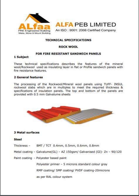 rockwool panels rockwool sandwich panels manufacturers