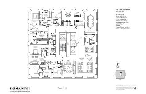 check   penthouse floorplans  views   park