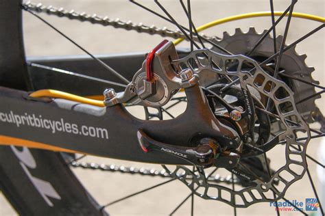 Yes Those Are Hydraulic Disc Brakes On A Tri Bike