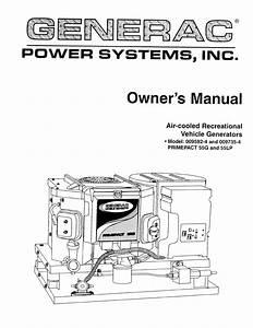 Generac Power Systems Portable Generator Q