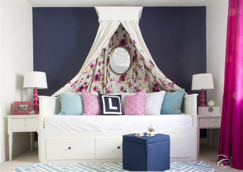 tea party chic girls bedroom project nursery