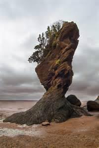 Hopewell Rocks New Brunswick Canada