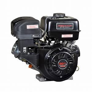 Predator 301cc 8 0 Hp Engine
