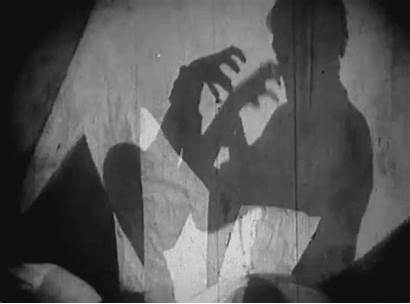 Caligari Cabinet Dr Shadow 1920 Film Scary