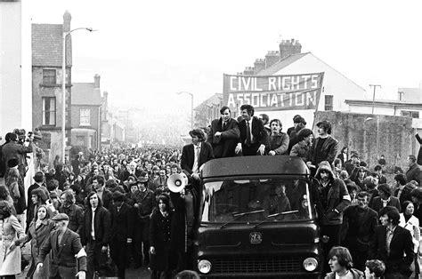 Derry Ireland Bloody Sunday