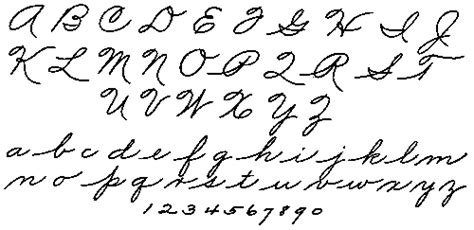What Does The Death Of Cursive Mean?  Constant Commoner