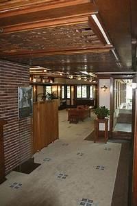 Frank Lloyd Wright Gebäude : 2758 besten frank lloyd wright prairie houses bilder auf pinterest ~ Buech-reservation.com Haus und Dekorationen