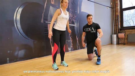 Problēmzona: kājas un dibens. Trenera ieteikumi labsajūtai un tvirtākam augumam - YouTube