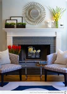 livingroom accent chairs 15 lovely and stylish living room fireplaces decoration