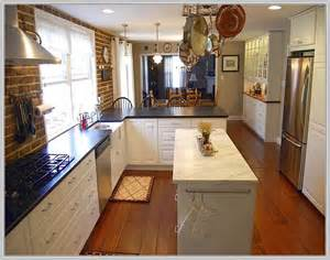 narrow kitchen island 25 best ideas about narrow kitchen on narrow kitchen island small island and
