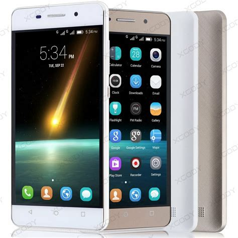 3g Mobile by Xgody 5 Quot Dual Sim Android 4 4 Smartphone Dual