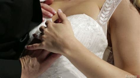 First Wedding Night Of Hot Bride Anikka Albrite And Her