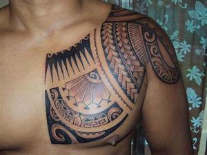 Tattoo on Chest
