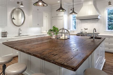 oak countertop oak countertops cottage kitchen frasier homes
