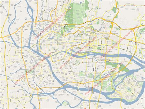 guangzhou map guangzhou international exhibition center