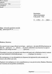 Contestation Fourriere Remboursement : exemple lettre contestation pv ~ Gottalentnigeria.com Avis de Voitures