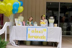 Alex lemonade