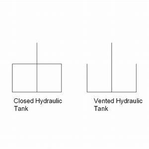 Hydraulics Symbols Chart