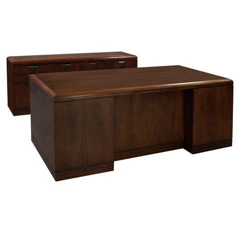 jofco desk and credenza jofco used veneer pedestal desk with credenza