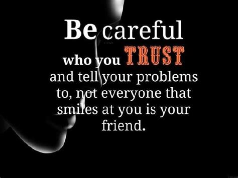Quotes And Sayings About Trusting No One