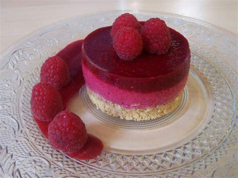 dessert gourmand et leger delice aux framboises la cuisine l 233 g 232 re d elizabeth et un peu v 233 g 233 tarienne