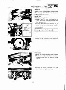 Yamaha Golf Cart G2 U0026g9 Factory Service Repair Manual