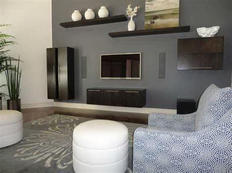 blue brown gray color scheme interior design decor 2