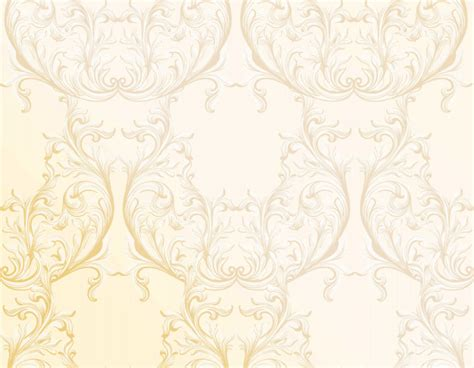 baroque powerpoint template free baroque golden pattern background ornament decor for