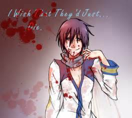 I Wish They'd Just Die Kaito