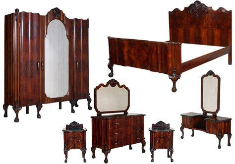 antique bedroom furniture 1930 antique chippendale furniture set 1930s italian bedroom