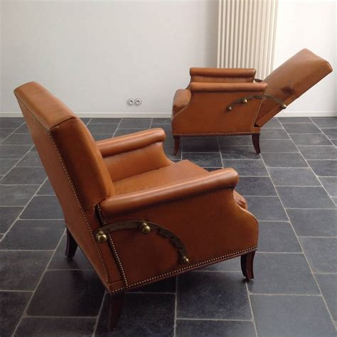 high quality lounge chairs by poltrona frau in original