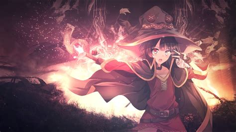 Hi Wallpapers Animated - megumin 60fps 1080p animated hd wallpaper