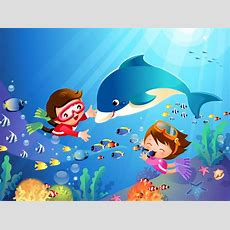 Kids Desktop Wallpapers Wallpapersafari