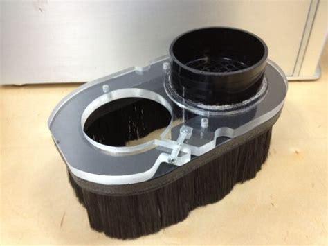 dust boot cnc router mm dust shoe ebay