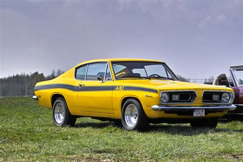 Plymouth : 1967-1969 Plymouth Barracuda Pictures, Specs