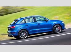 2017 Audi RS Q3 Performance Review photos CarAdvice