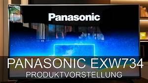 Panasonic TX 40EXW734 Thomas Electronic Online Shop TX