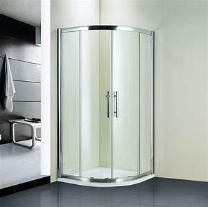 Duschkabine 3 Seiten : duschabtrennung glas rund ~ Sanjose-hotels-ca.com Haus und Dekorationen