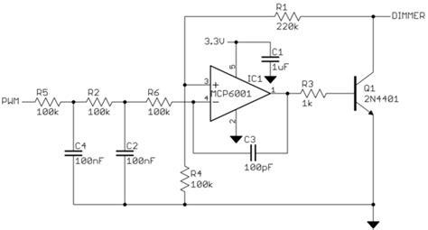 Dimming Fluorescent Lighting Digital Control